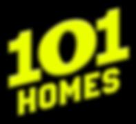 101 Homes Logo