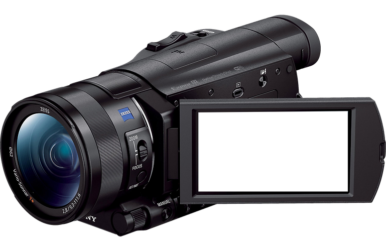Sony Handy Cam Png.png