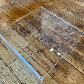 Tracks Side Table