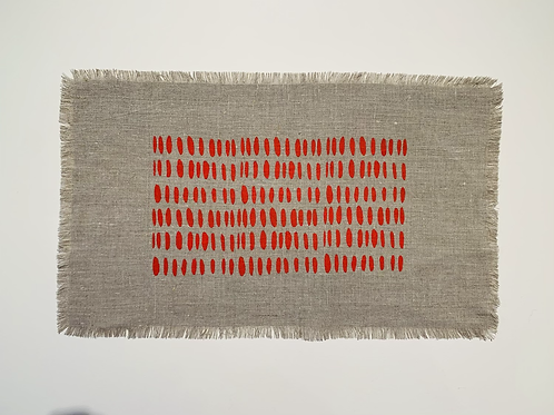 Placemat - In the Forest - 29cm x 48cm