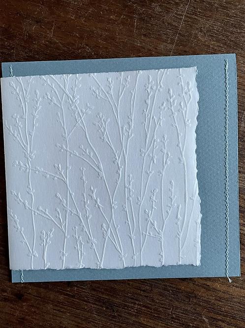 Embossed Gift Card - Meadow