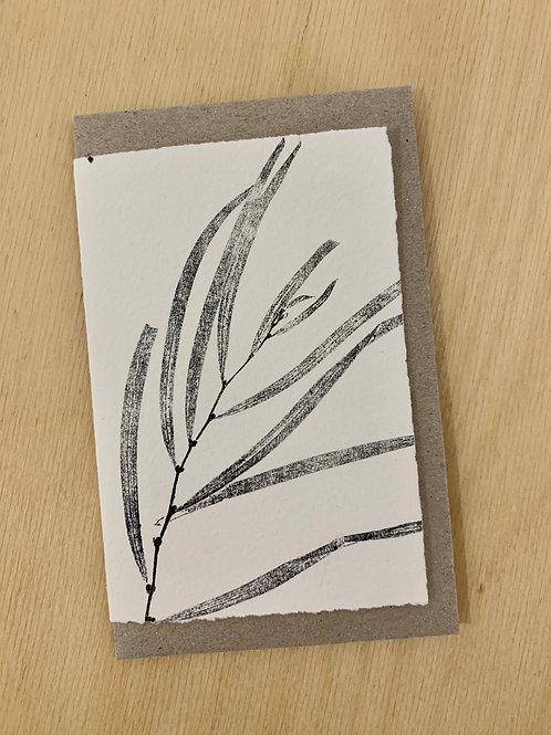 Small Gift Card - Nature series -  Acacia II