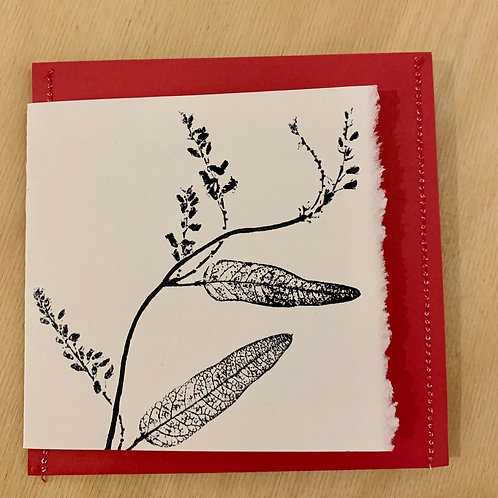 Gift Card - Nature series -  Happy Wanderer I