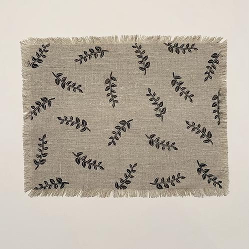 Placemat - Flowers - 29cm x 23cm