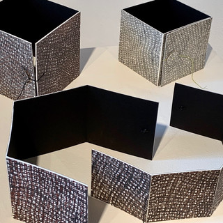 Tapestry box (various sizes and shapes)