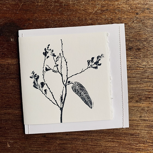 Gift Card - Nature series -  Happy Wanderer Blooming