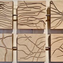Birch ply woodblocks