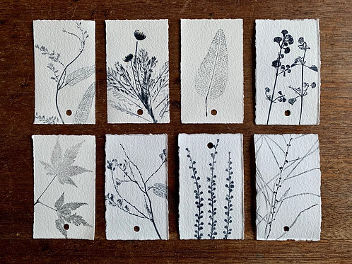 Gift Tags - Nature Series - Single