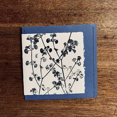 Gift Card - Nature series -   Native Mint Bush II
