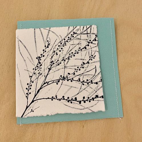 Gift Card - Nature series -  Acacia Blooming
