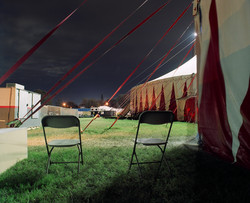 Two chairs (Circus Sarasota)