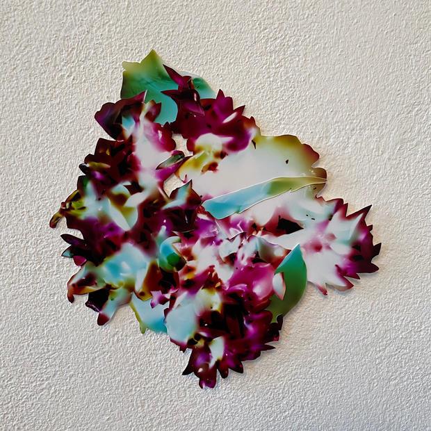 Posie (dahlia, gladiolus)
