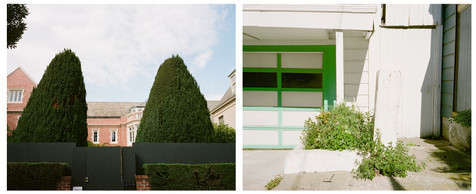 Untitled diptych #9