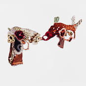 Decorative gun explosion #16