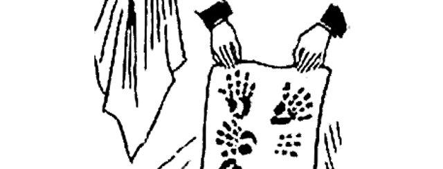 NO CORONA BLACK HAND GAG