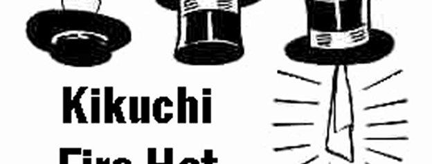 FIRE HAT - KIKUCHI