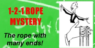 1-2-1 ROPE MYSTERY