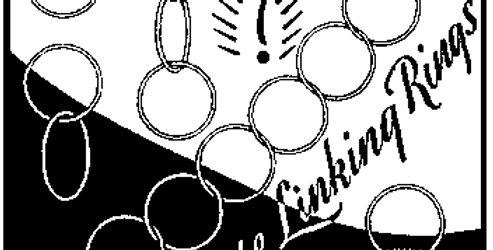 "LINKING RINGS - 8"""