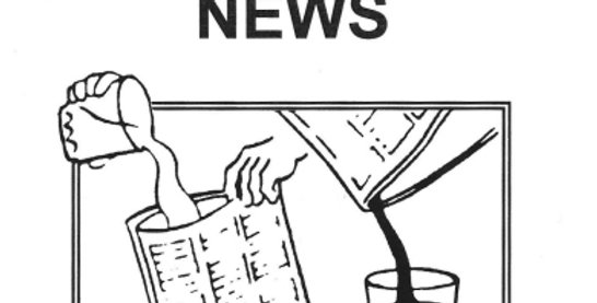 ABSORBING NEWS
