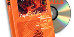 CUPS AND BALLS GREATER MAGIC TEACH-IN DVD