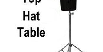 TOP HAT TABLE