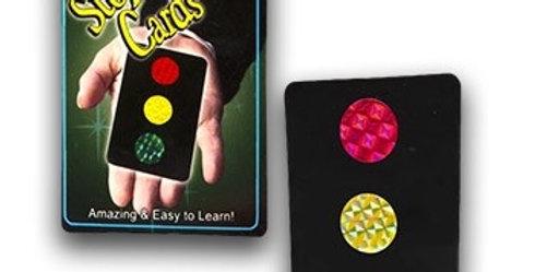 STOP LIGHT CARDS