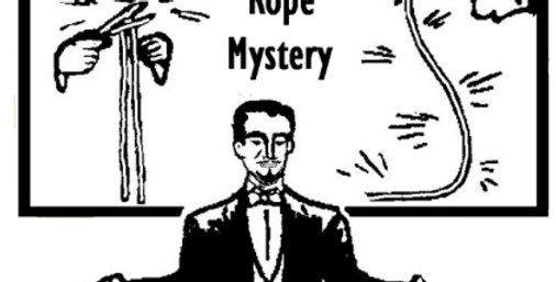 PANAMA ROPE MYSTERY