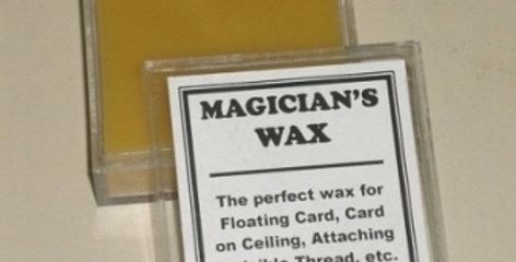 MAGICIAN'S WAX