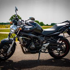 Yamaha FZ6 R