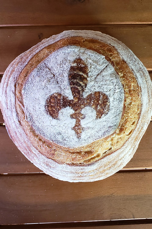 Artisan Sourdough Bread made by me!