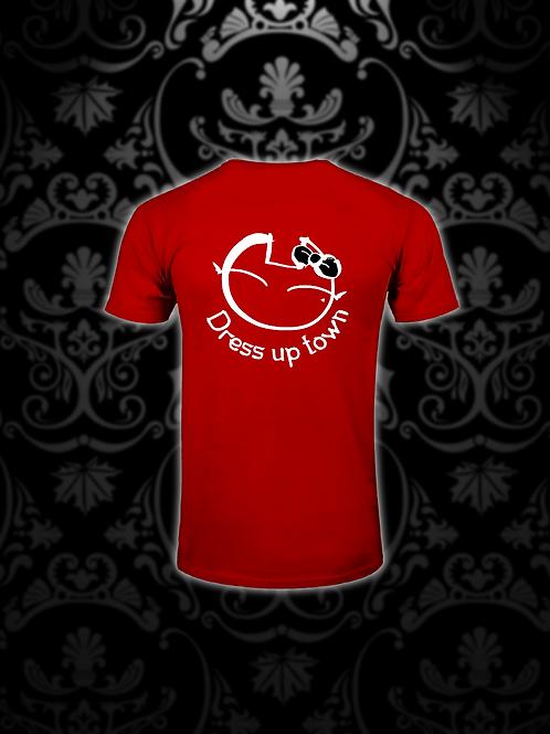 'Anju' Shirt Red