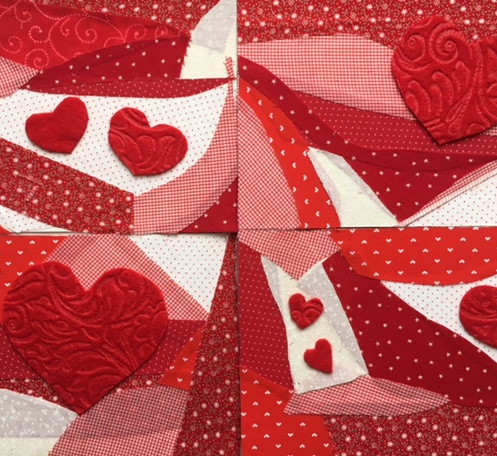 Puzzle & Patchwork Love