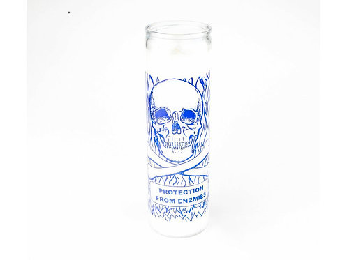 Magická svíce - (Protection from enemies)