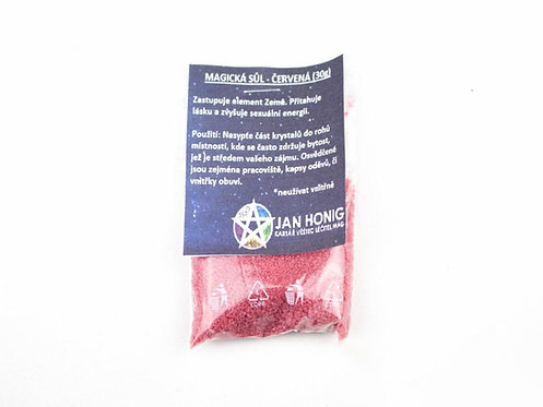 Magická sůl - Červená