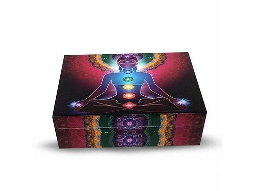 Magická krabička - 7 čaker