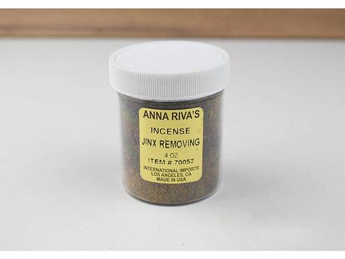 Anna Riva - (Jinx Removing) Práškové vykuřovadlo