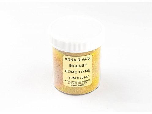 Anna Riva - (Come to me) Práškové vykuřovadlo
