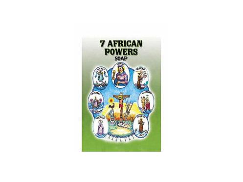 Magické mýdlo - 7 African powers