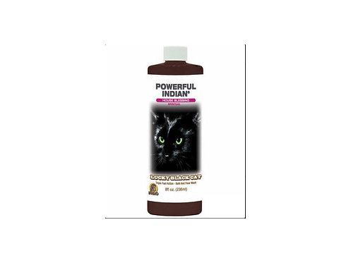 Magická voda do koupele - Lucky black cat