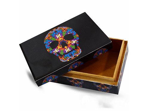 Magická krabička - lebka