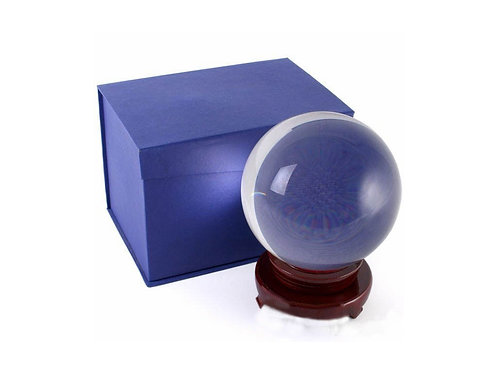 Křišťálová koule - 15cm