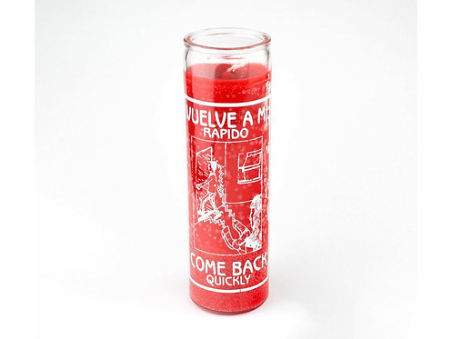Magická svíce - (Come back quickly)