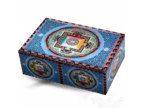 Magická krabička - mandala