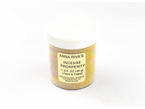 Anna Riva - (Prosperity) Práškové vykuřovadlo