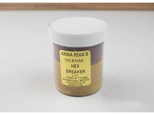 Anna Riva - (Hex Breaker) Práškové vykuřovadlo