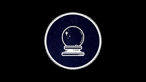 Věštba z křišťálové koule - 30 minut