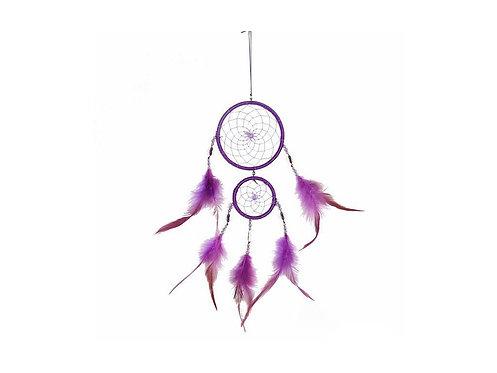 Lapač snů - malý fialový