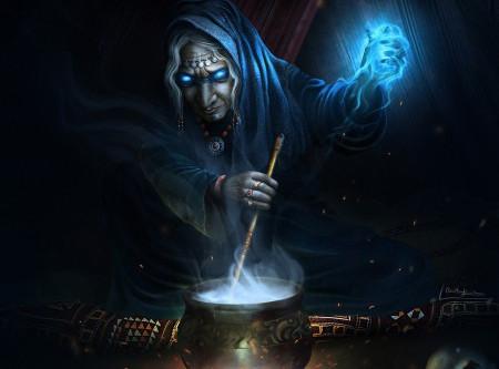 Rozdělení a členění magie a magických praktik