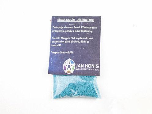 Magická sůl - Zelená