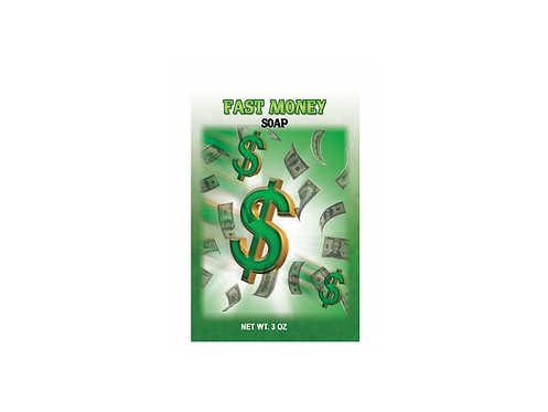 Magické mýdlo - Fast money